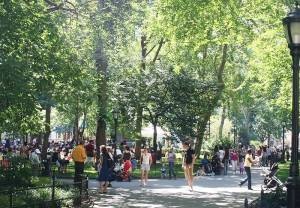 Summer Streets with New York Habitat