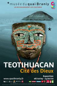 Teotihuacan: City of Gods at the Museé du Quai Branly