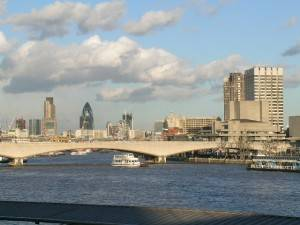 Thames River London Picture