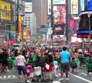 Times Quare, Manhattan Photo