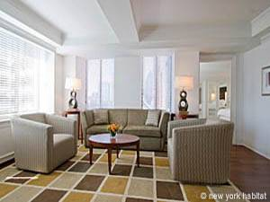 Photo of New York Apartment: 2-bedroom accommodation in Midtown East (NY-12498)