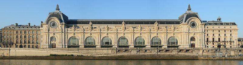 Photo of Musée d'Orsay in Paris, France