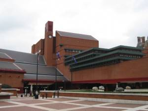 London Attraction: British Library