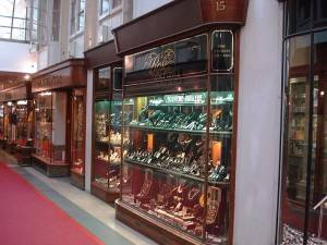 London Attraction: Burlington Arcade