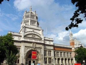 London Attraction:The Victoria and Albert Museum