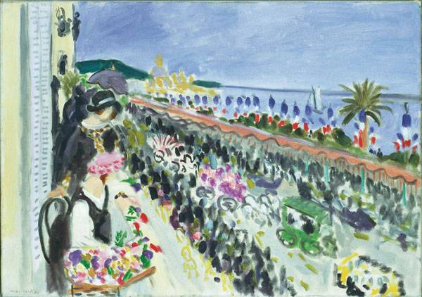 "Photo of ""Festival of Flowers"" from Henri  Matisse"