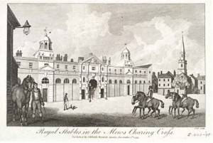 London Attraction: Royal Mews