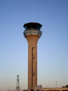 Luton Airport Control Tower