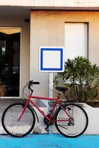 Bike in Aix-en-Provence