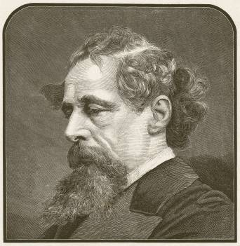 Charles Dickens Portrait