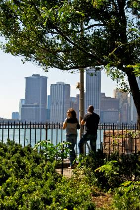 Video tour of Brooklyn Heights, New York: Part 1