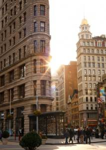 New York City Video Tour: Flatiron District – Part 1