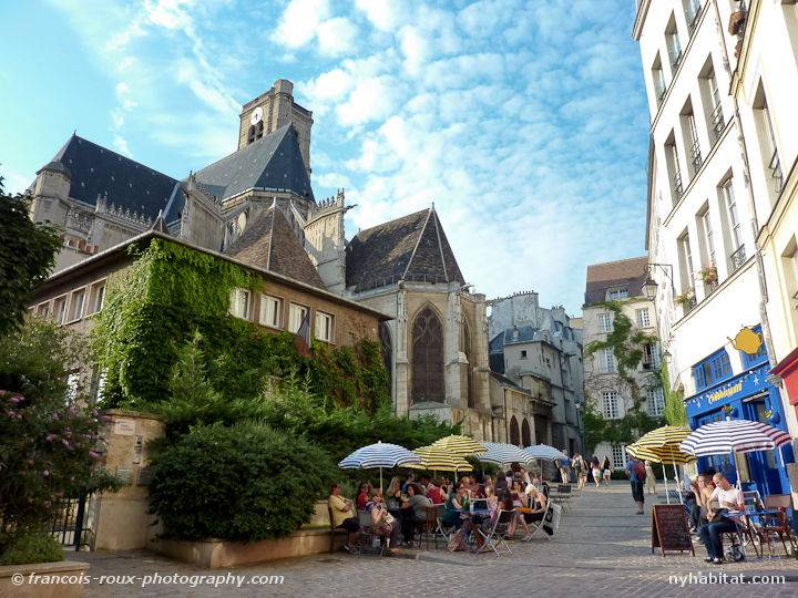 Paris Video Tour: Le Marais – Part 2