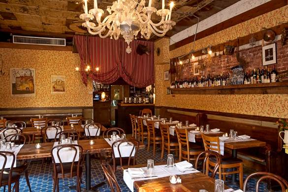 Image of a restaurant in Park Slope, Brooklyn