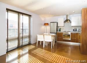 Image of a 2-bedroom apartment in the City of London (LN-449)