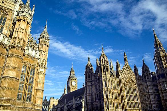 Picture of the Big Ben and the Palace of Westminster, London