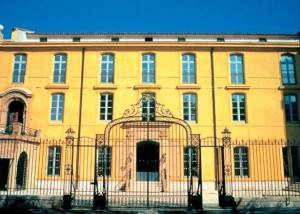 Picture of the Sextius Bathhouse in Aix-en-Provence