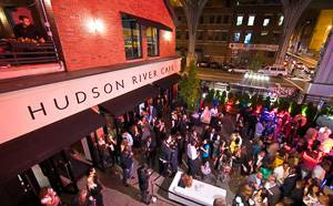 Picture of the Upper Manhattan Hudson River Café in Hamilton Heights