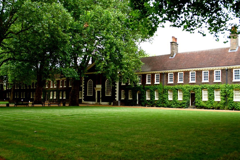 Image of Hackney's Geffrye Museum in London
