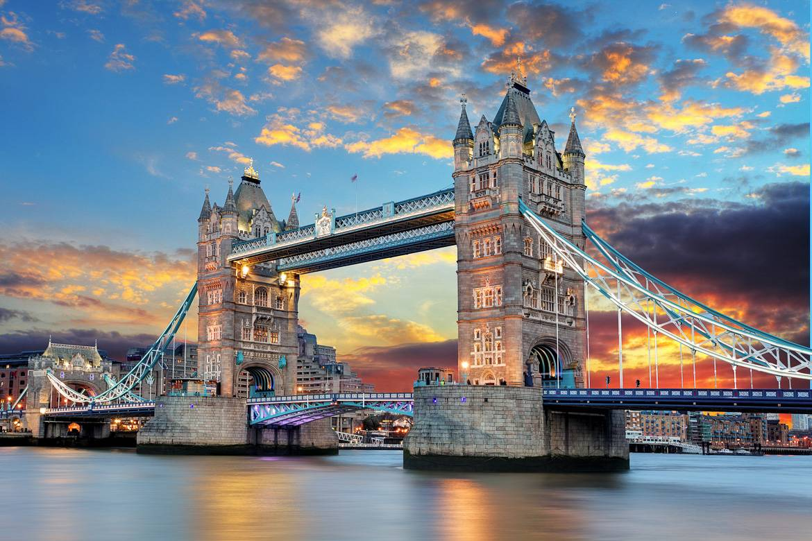 Top 5 Spots to Watch the Sunset in London