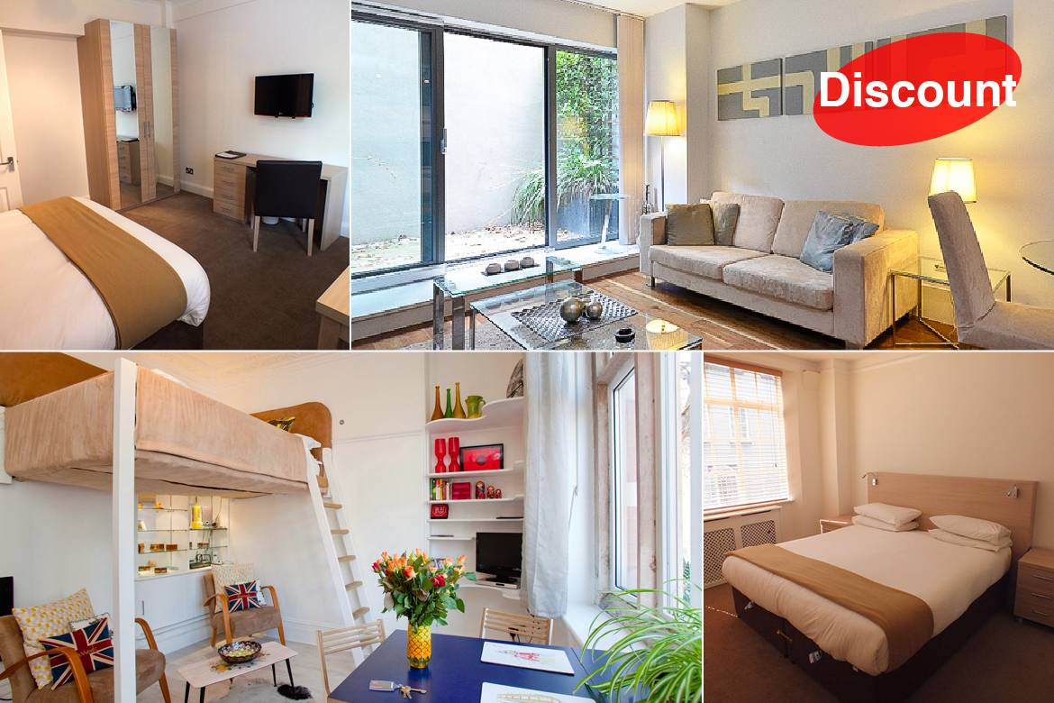 Image of London discounted apartments