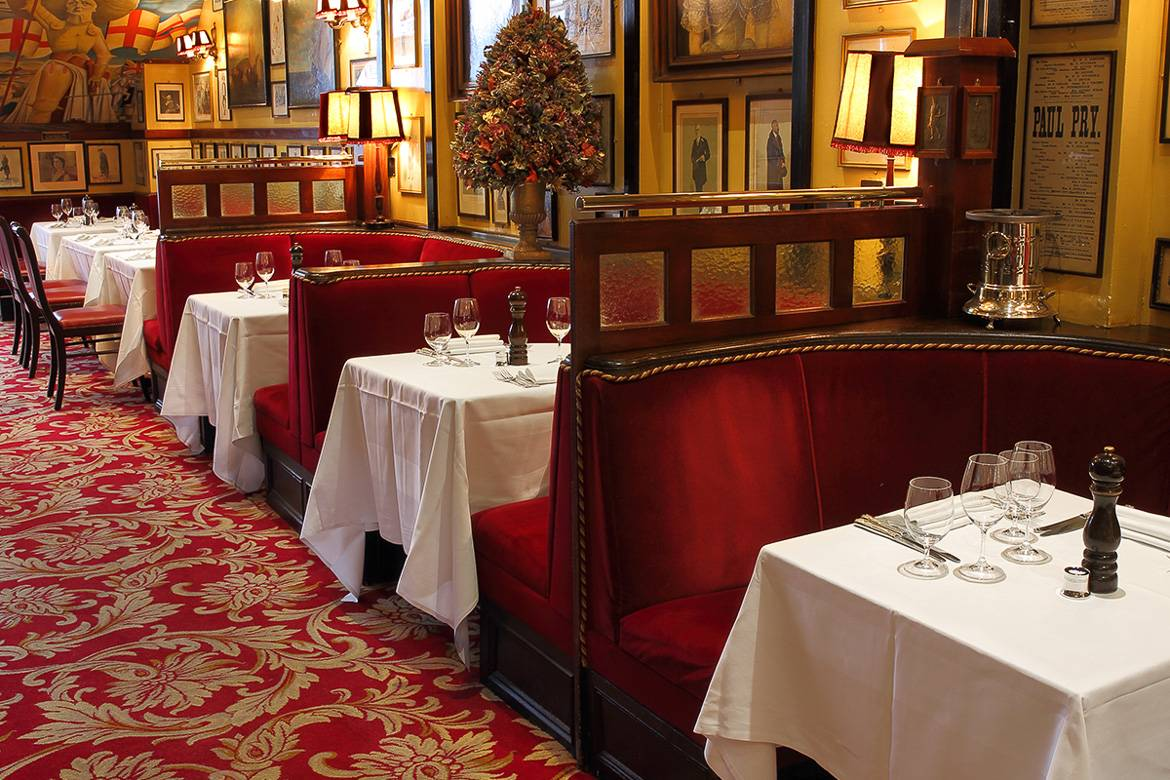 Image of Rules Restaurant