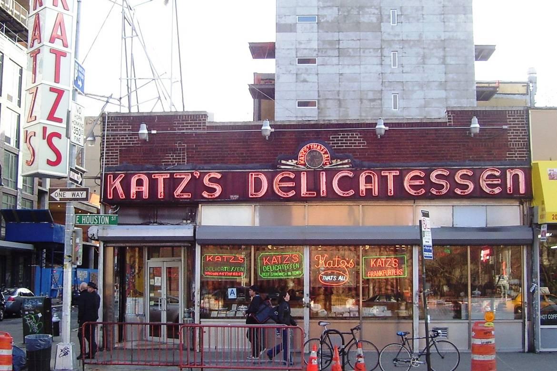 Image of Katz's Deli