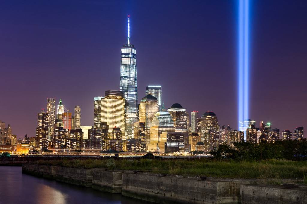 Image of Skyline with One World Trade Center