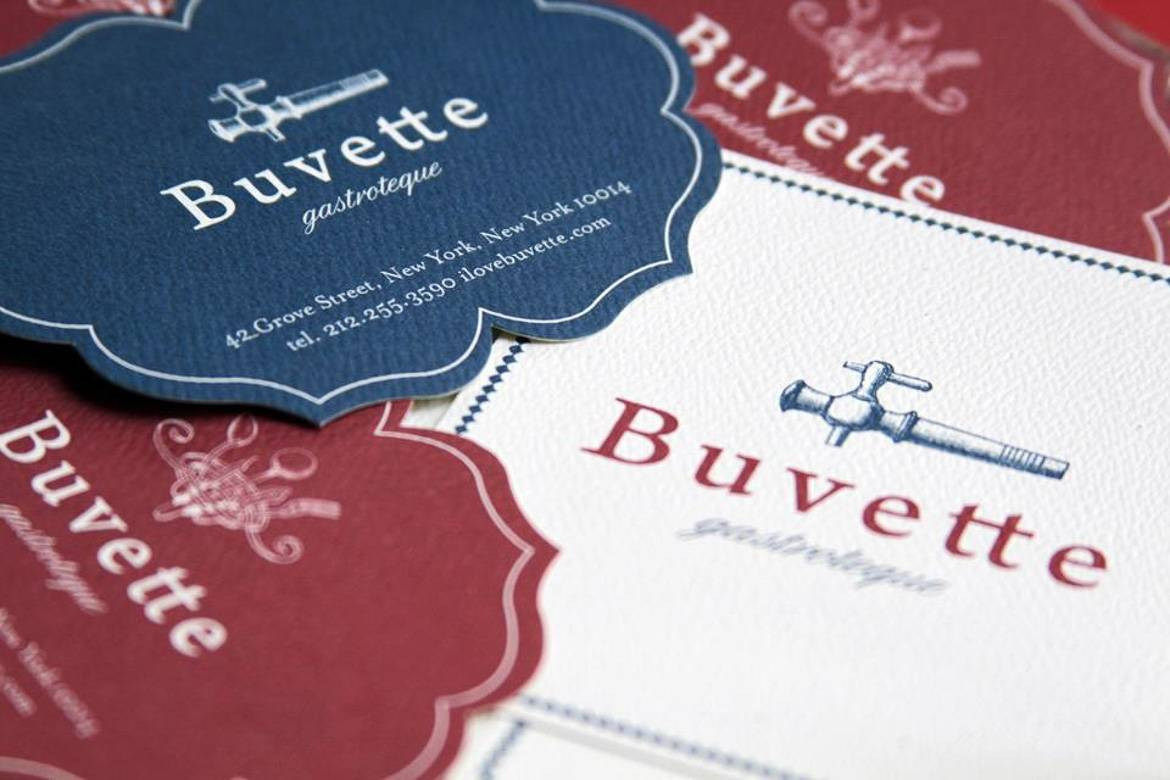 Image of Buvette coasters