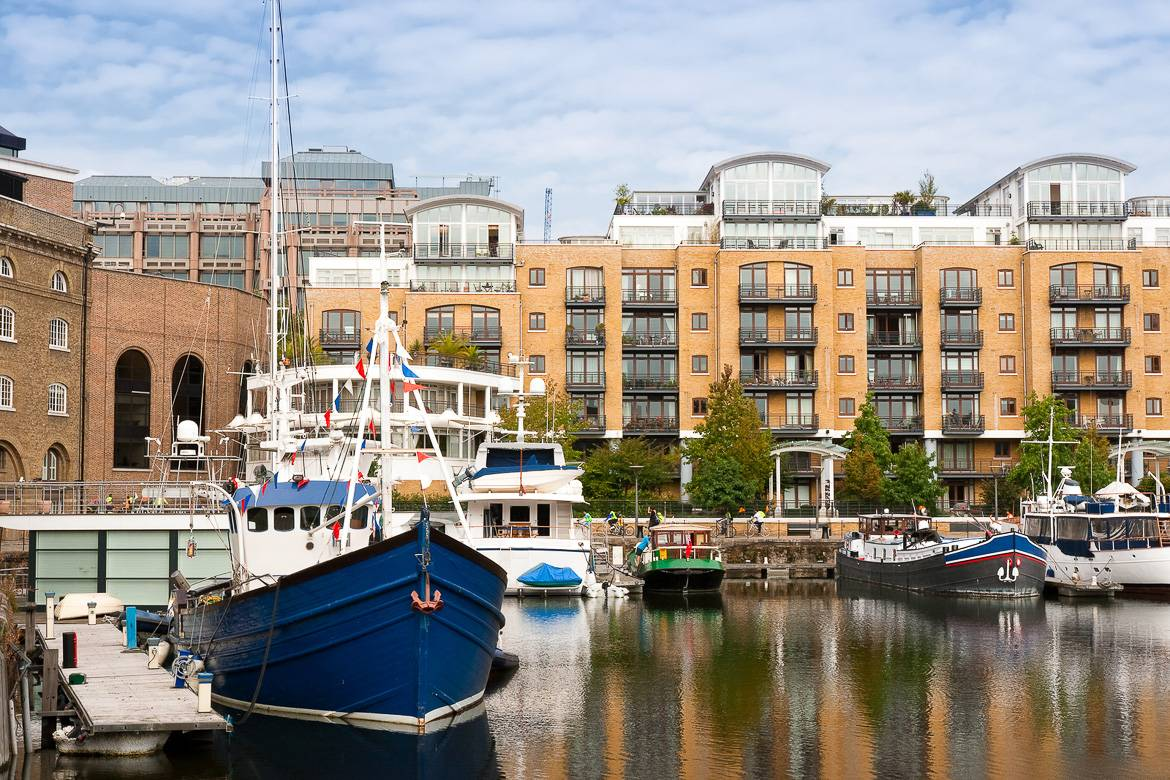 Image of St. Katharine Docks