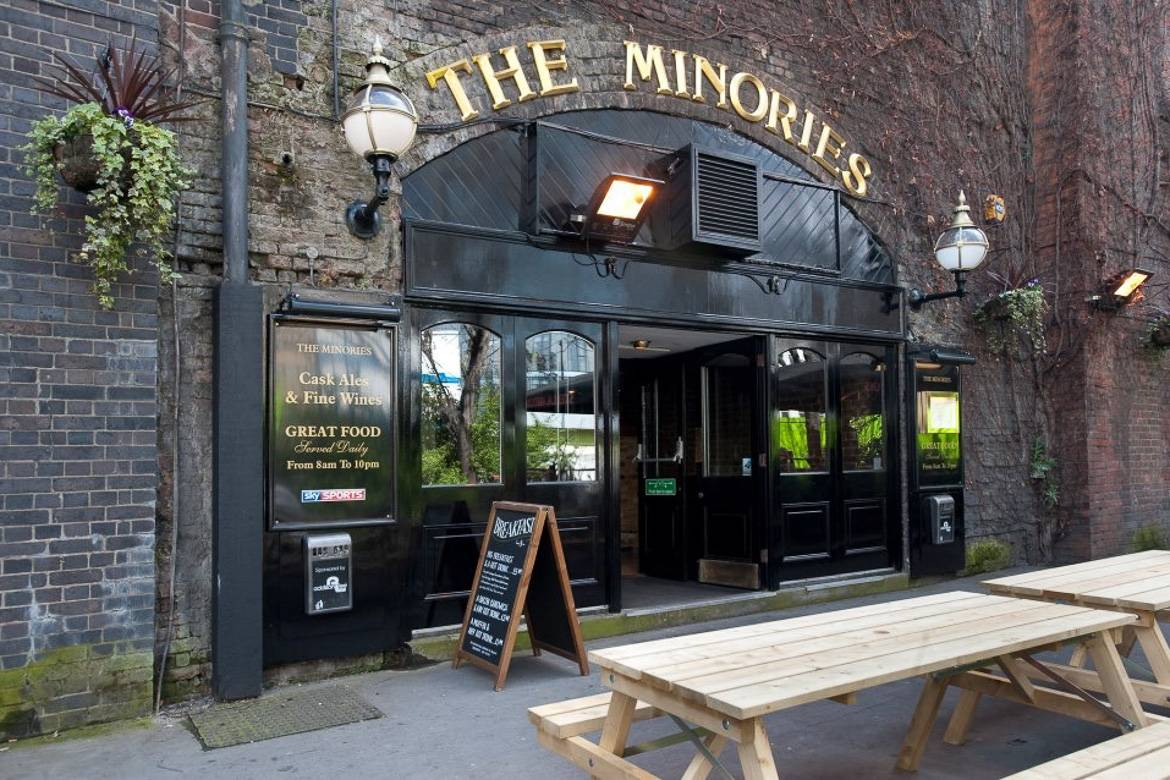Image of The Minories pub