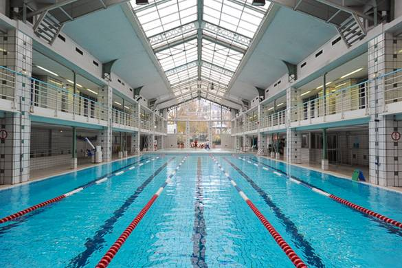Image of Piscine Hebert