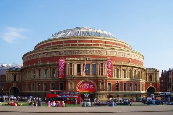 Image of Royal Albert Hall in London