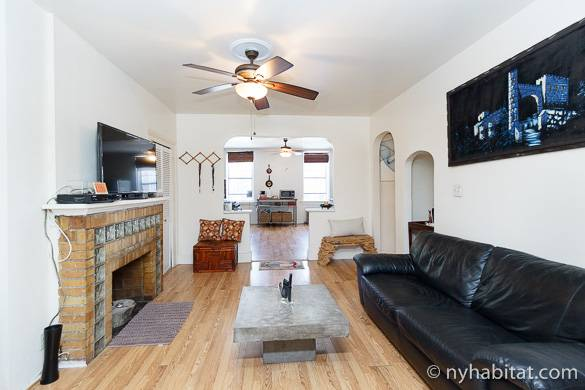 Image of a two bedroom in Bed-Stuy N-16524