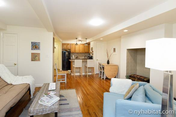 Image of one bedroom apartment NY-16696