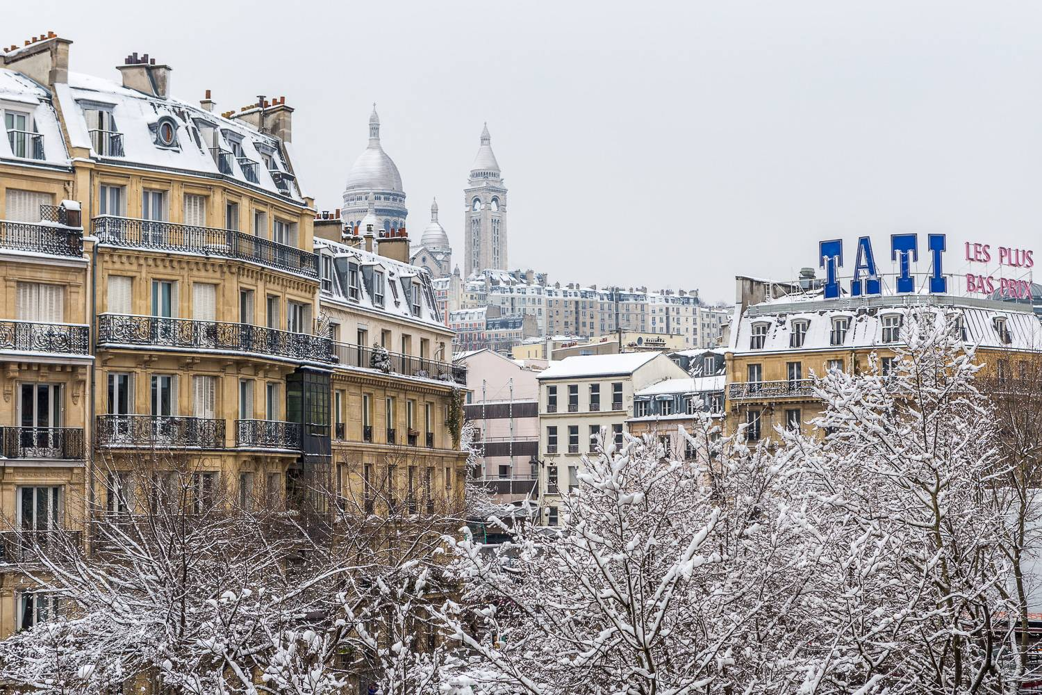 Local Flavor and Holiday Cheer, a Paris Winter Guide
