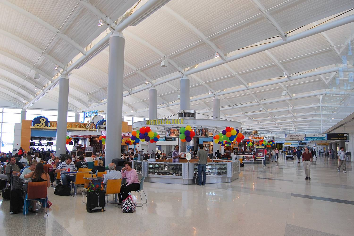 Getting Around with New York Habitat: Newark Airport Guide