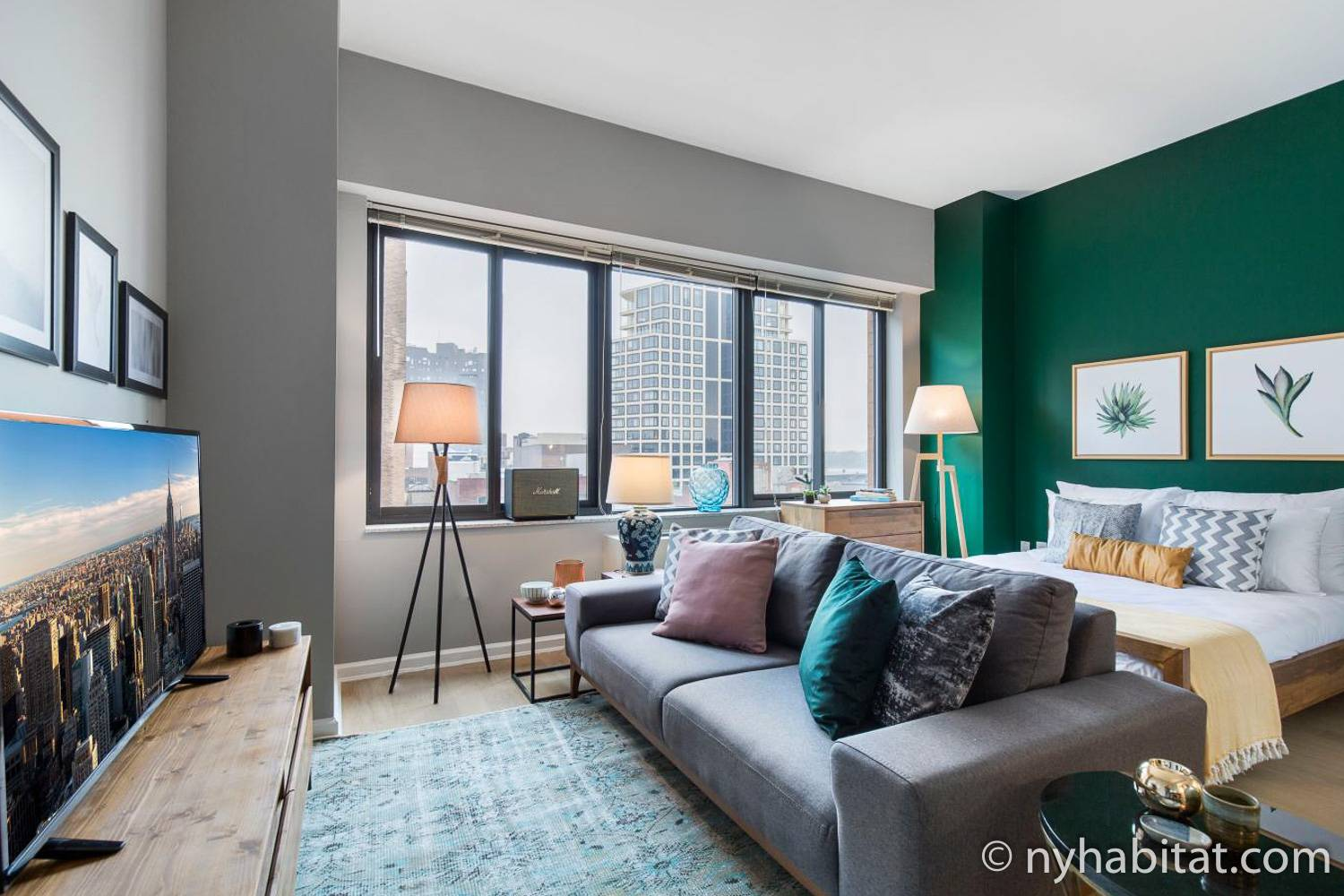 Top 7 Furnished Apartments in New York City for the Sports ...