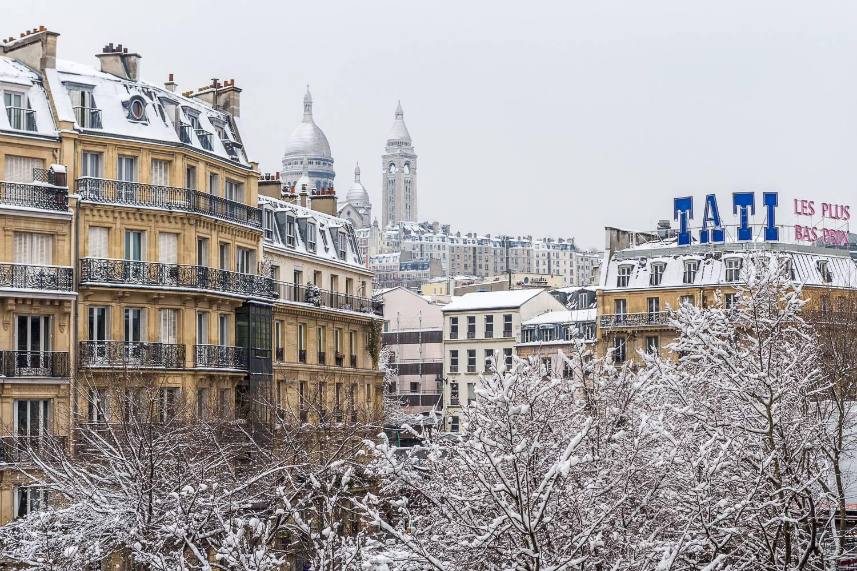 Lokales Aroma und Feiertagsstimmung: ein Pariser Winter-Guide