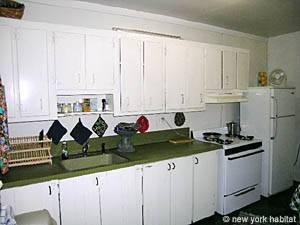 Küche in einer Wohnung in Brooklyn (NY-12420)