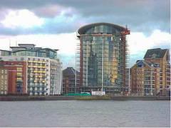 Unterkünfte in den Docklands: Wohnen in der Nähe von Canary Wharf