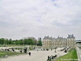 Die Top 5 der beliebtesten Parks in Paris: Nummer 1: der Jardin du Luxembourg