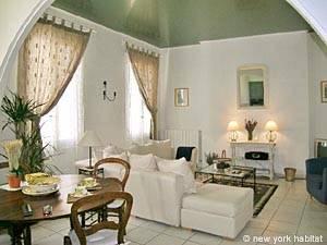 Wohnung mit einem Schlafzimmer in Aix-en-provence (PR-411)