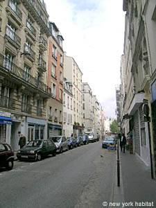 Diese gemütliche Wohnung mit einem Schlafzimmer in  Montparnasse (PA-3581)