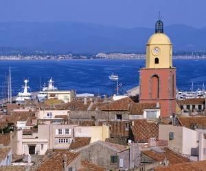 Villas in kleineren Städten an der Französischen Riviera