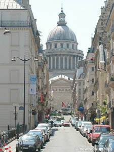 New York Habitats Lieblingsaussichten über Paris