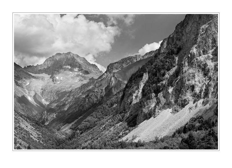Sudfrankreich - Franzosichen Alpen