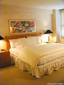 Wohnung mit zwei Schlafzimmern in Midtown West Chelsea (NY-12179)