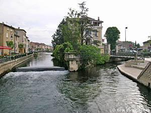 """L'Isle sur la Sorgue: Südfrankreichs """"Venedig"""""""