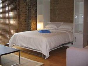 Eine Wohnung in London – ein Studio in City Islington (LN-447)
